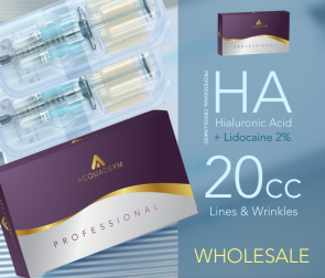 ACQUADERM® WHOLESALE HYALURONIC ACID FINE LINES